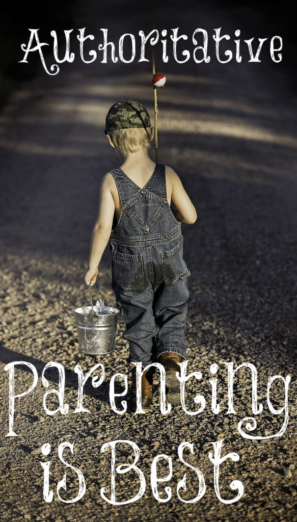 Authoritative Parenting is Best – The Transformed Wife
